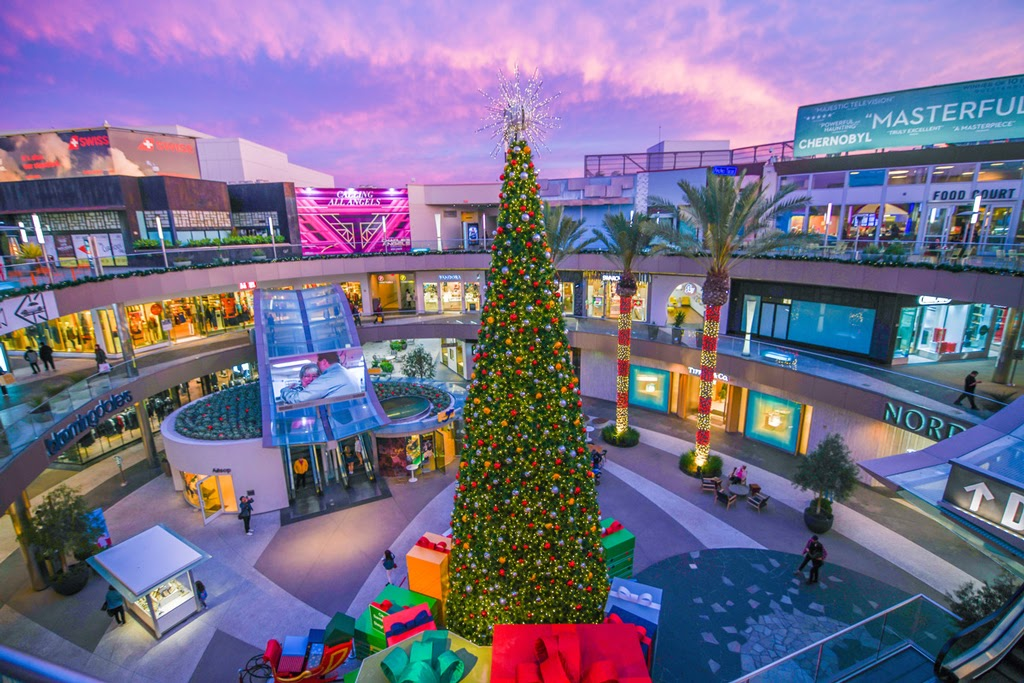 The Los Angeles Christmas Market