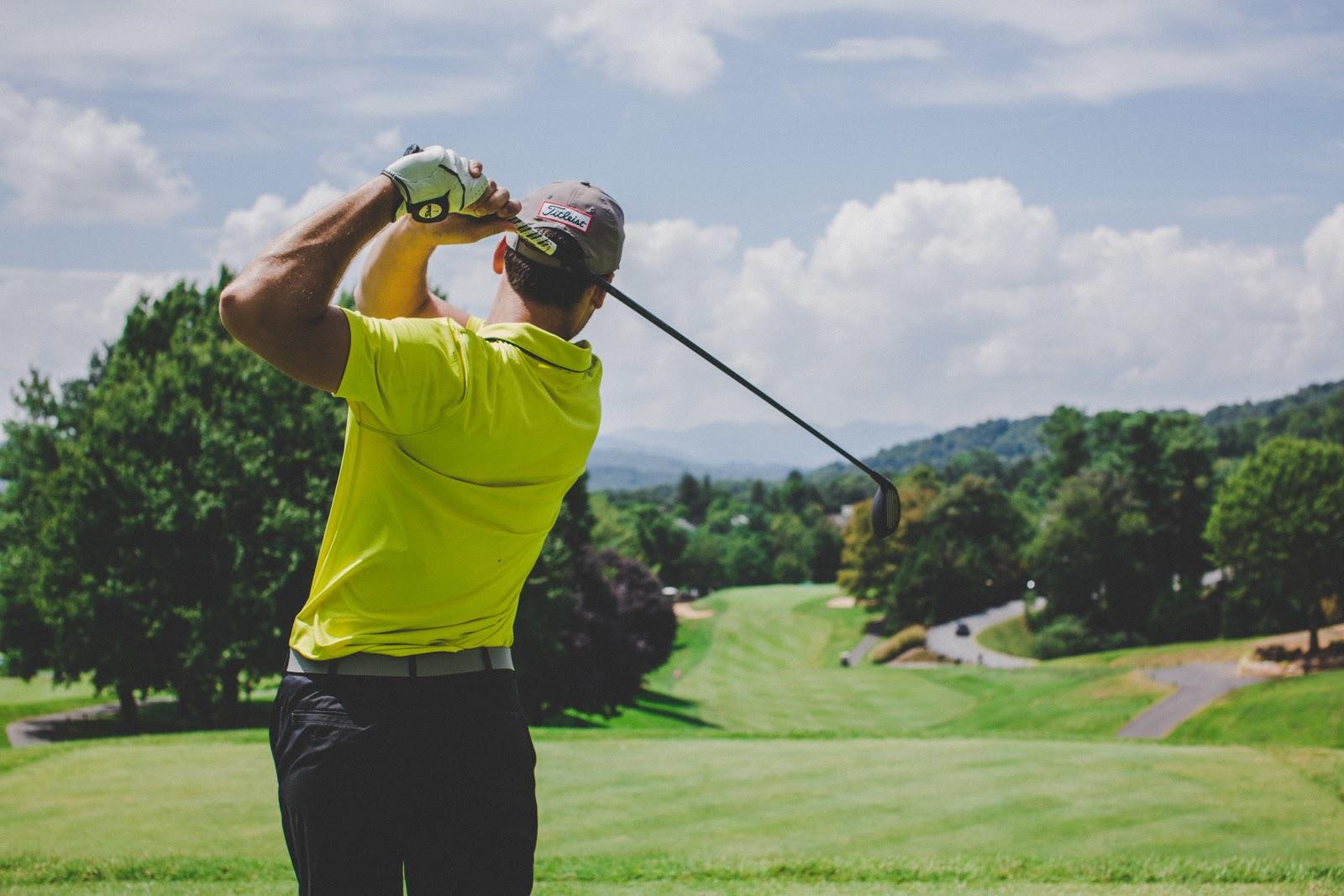 Golf at Rancho Park