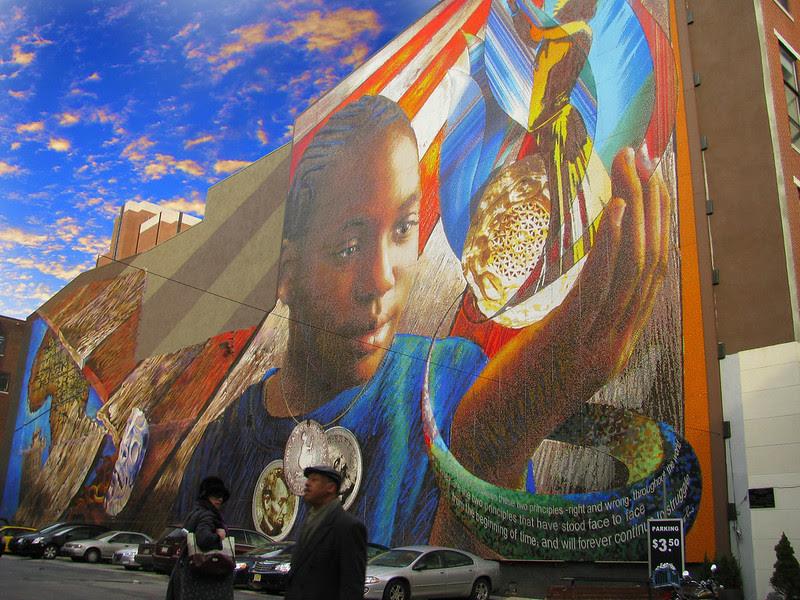 mural arts philadelphia, Legacy by Josh Sarantitis and Eric Okdeh
