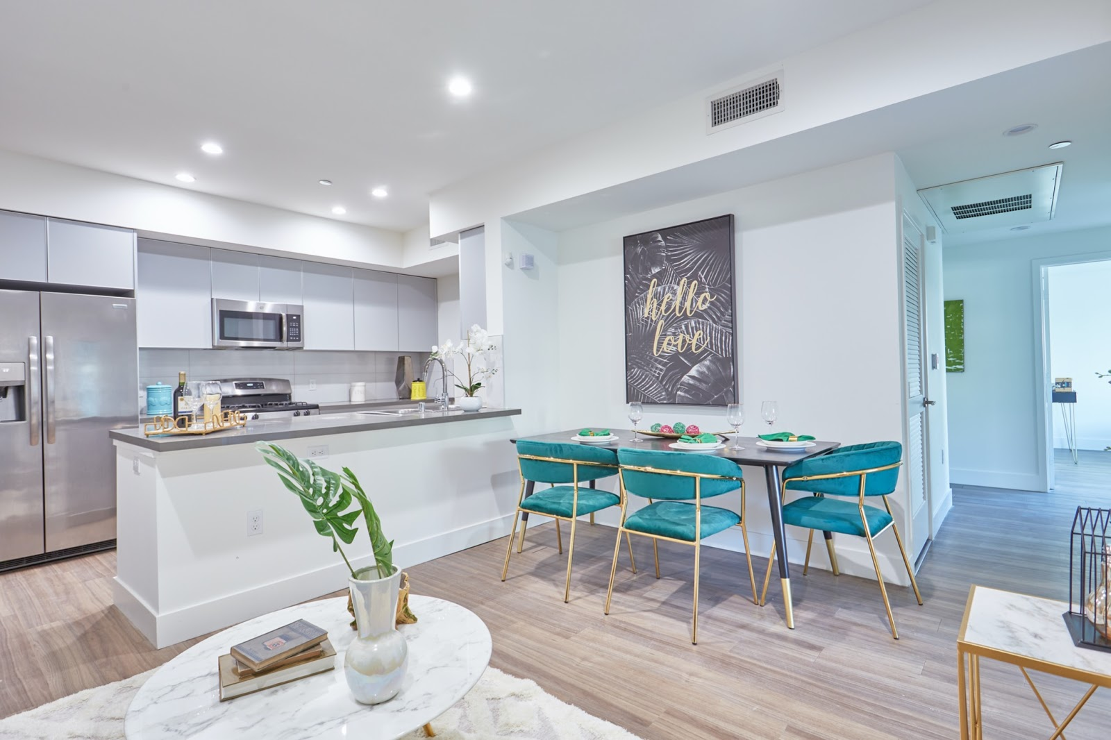 Tripalink staged beautiful apartment