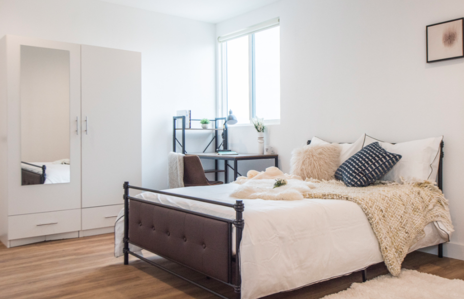 Coliving bedroom