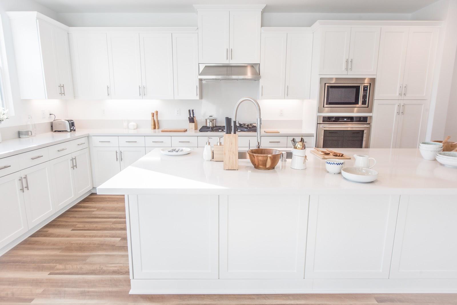 Tripalink model kitchen setup