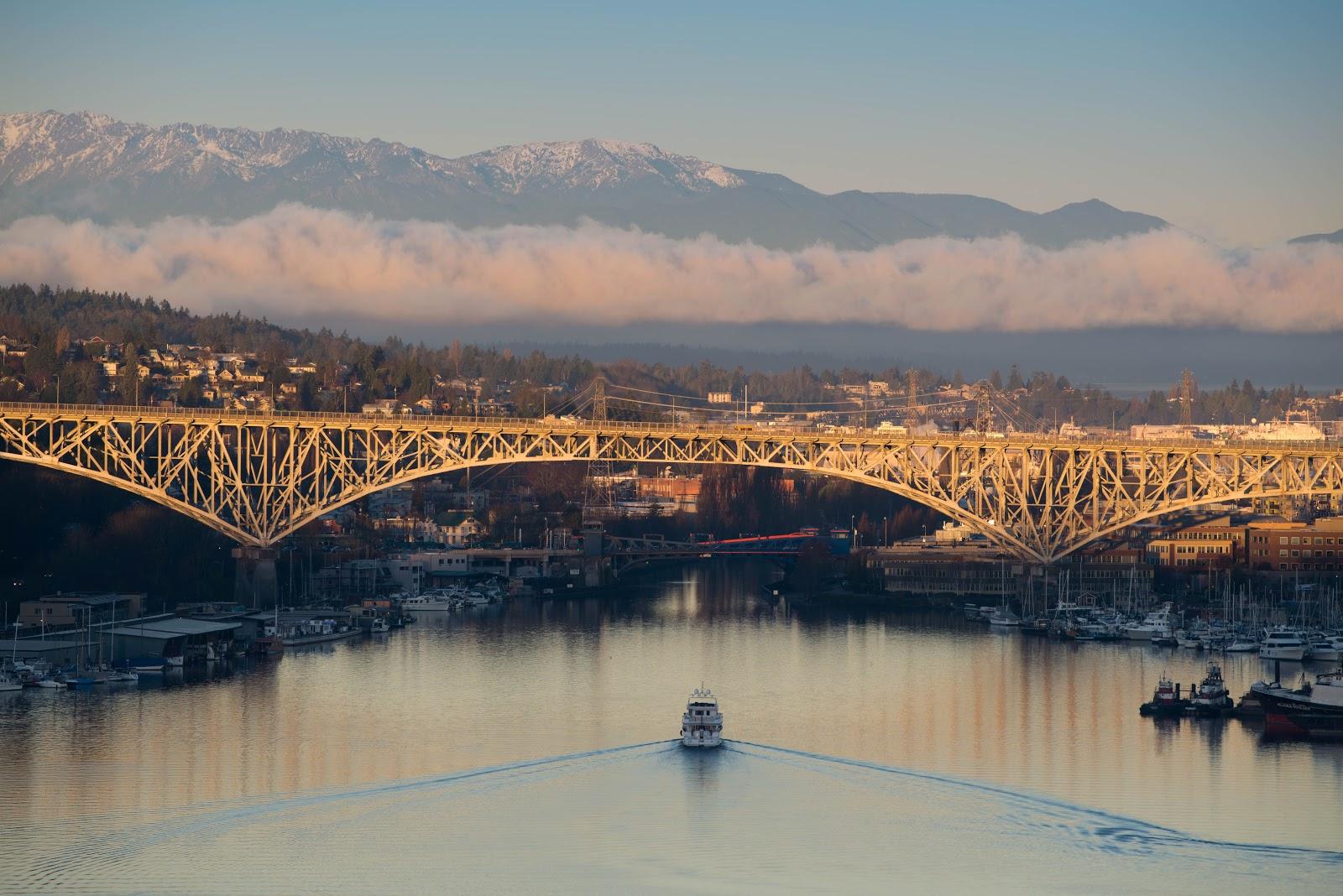 Seattle Bridge