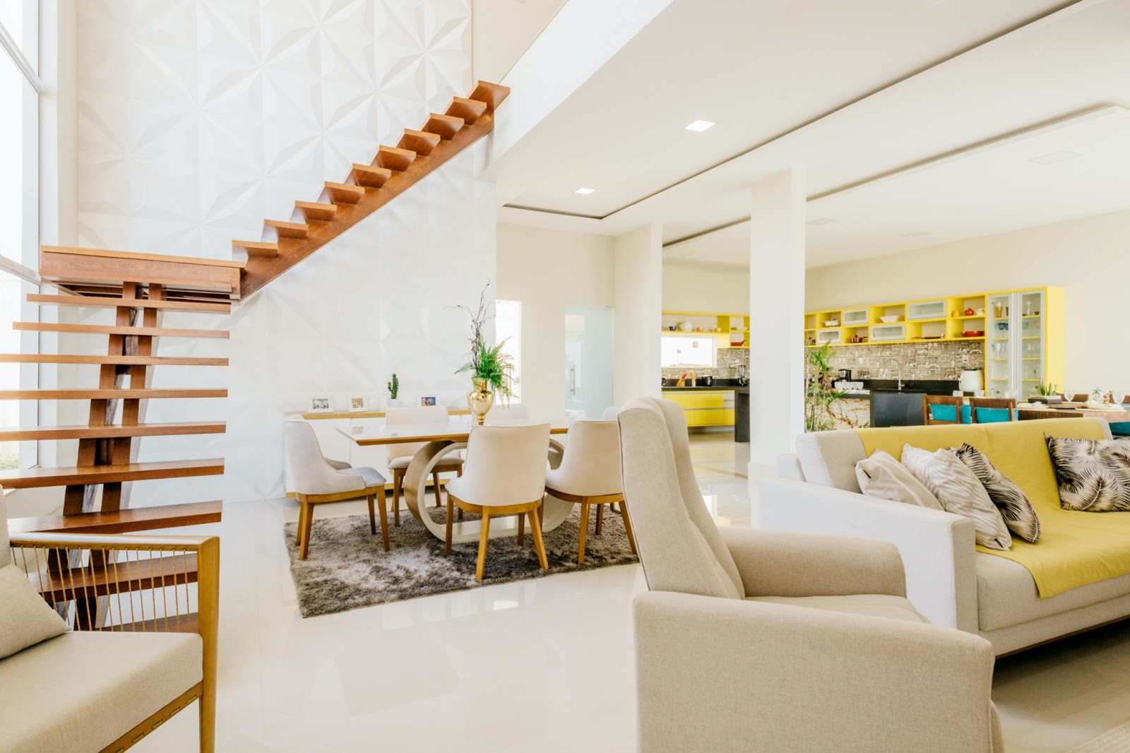 huge bright coliving space