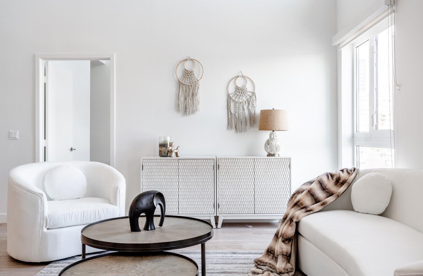 The Harper luxury apartment in los angeles