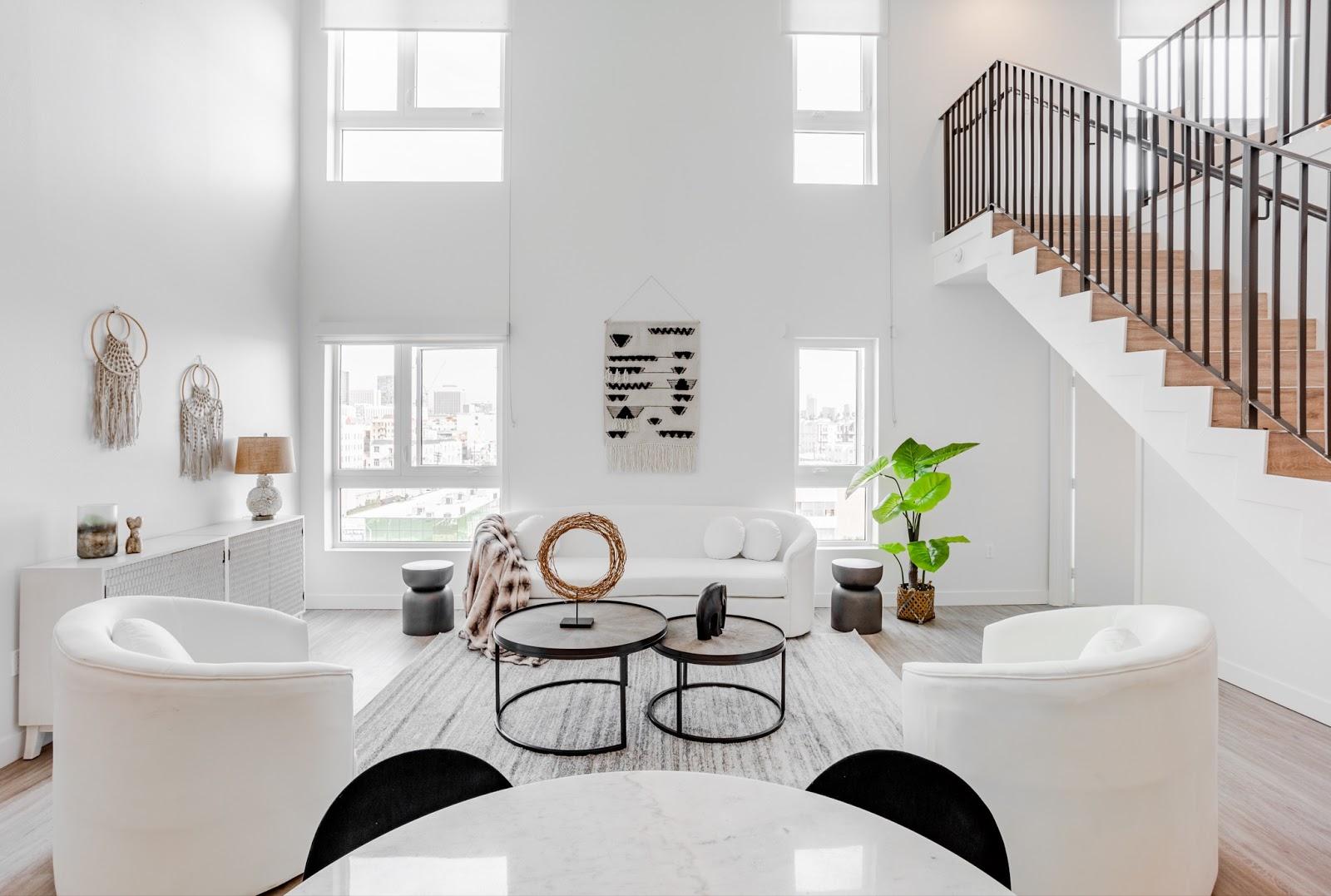 The Harper apartments