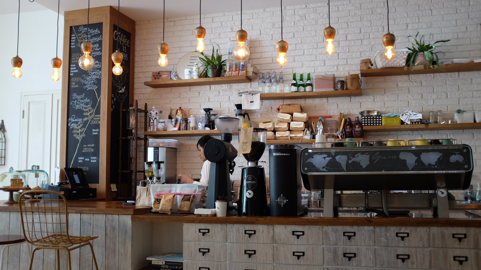 Westwood coffee shop