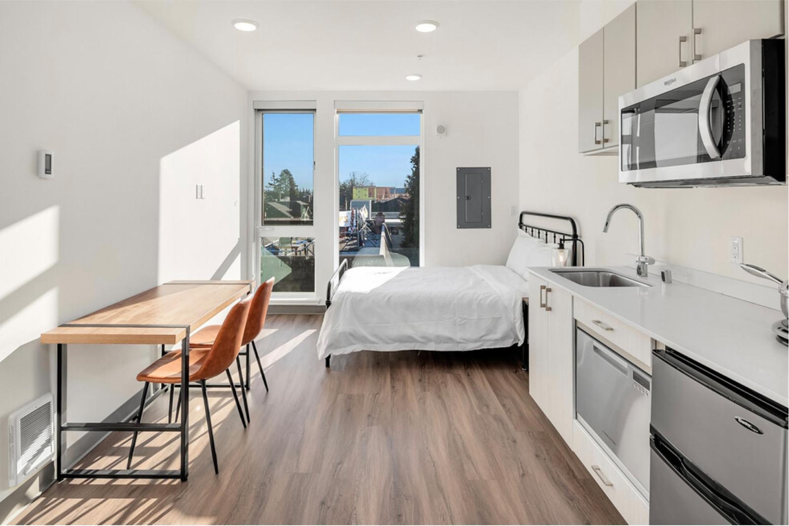 Tripalink apartment setup
