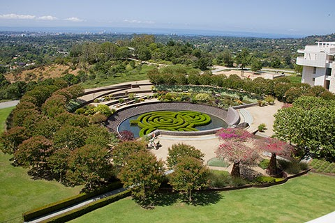The Gardens of the Getty
